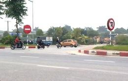 Điểm quay đầu xe đầy ám ảnh tại Hà Nội
