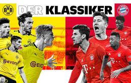 Dortmund - Bayern Munich: Siêu kinh điển bóng đá Đức Bundesliga (0h30 ngày 8/11 trực tiếp trên VTV5, VTV6)