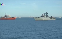 Tăng cường hợp tác quốc phòng, an ninh biển