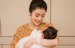 Đón sinh nhật, Quán quân Sao mai Nguyễn Thu Hằng bất ngờ khoe ảnh làm mẹ