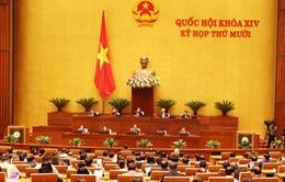 Trực tiếp phiên thảo luận của Quốc hội về tình hình kinh tế - xã hội