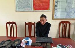Siêu trộm núp bóng cô đồng gây hơn 30 vụ trộm liên tỉnh