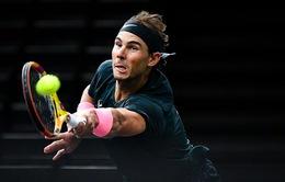 Rafael Nadal thẳng tiến vào tứ kết Paris Masters 2020