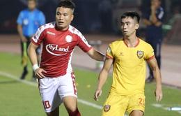 Trần Phi Sơn trở về thi đấu cho Hà Tĩnh ở V.League 2021