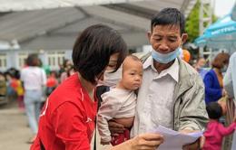 Hải Phòng: Hơn 700 em nhỏ được khám sàng lọc tim bẩm sinh