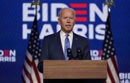 Ông Joe Biden nói gì sau khi nắm cơ hội đắc cử Tổng thống Mỹ?