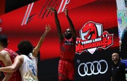 VBA 2020 - game 27: Chiến thắng nhọc nhằn của Thang Long Warriors trước Nha Trang Dolphins