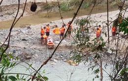 Nối lại tìm kiếm 18 người mất tích tại Nam Trà My và Phước Sơn