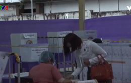 Myanmar bắt đầu cuộc tổng tuyển cử