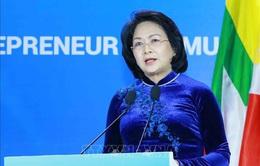 Thúc đẩy phát triển cộng đồng doanh nhân nữ ASEAN