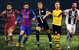 Kết quả, BXH các giải bóng đá VĐQG châu Âu sáng 08/11: Real Madrid và Arsenal cùng nhận đại bại