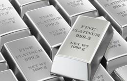 Không còn hào hứng với vàng, giới đầu tư chuyển sang chơi bạch kim
