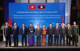 Kỷ niệm 45 năm Quốc khánh Lào