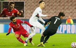 Salah xô đổ kỷ lục của Gerrard tại Champions League