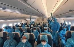 Những chuyến bay nào được cấp phép chở khách từ nước ngoài vào Việt Nam?