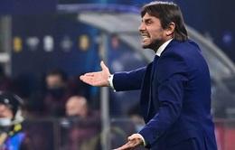 Inter Milan 0-0 Shakhtar Donetsk: Thầy trò Conte cay đắng bị loại khỏi Champions League