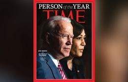 Joe Biden và Kamala Harris được xướng tên là Nhân vật của năm 2020