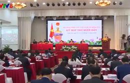 Khai mạc kỳ họp thứ 17 HĐND tỉnh Nghệ An khóa XVII