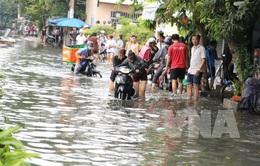 TP Hồ Chí Minh tuần sau có thể ngập do triều cường cao