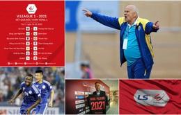 Chuyển nhượng V.League 2021 ngày 12/12: HLV vô địch châu Âu ký hợp đồng 1 năm với Thanh Hoá, Hoàn Anh Gia Lai thử việc cầu thủ nhập tịch giữ kỷ lục
