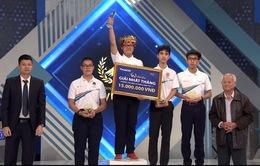 Sau trận đấu nghẹt thở, Sơn Tùng cầm chắc tấm vé vào cuộc thi Quý I - Đường lên đỉnh Olympia 2021