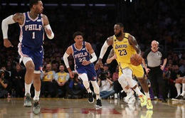NBA mở rộng số lượng cầu thủ đăng ký trong 1 trận đấu mùa giải tới