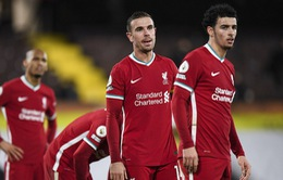 Fulham 1-1 Liverpool: Bỏ lỡ ngôi đầu
