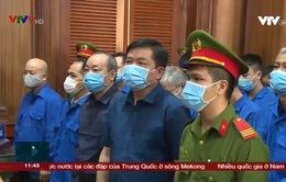Bắt đầu phiên toà xét xử nguyên Bộ trưởng Bộ GTVT Đinh La Thăng