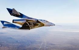 Ngừng thử nghiệm tàu du lịch không gian do sự cố kỹ thuật