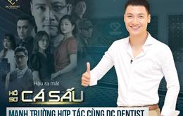 """Bắt gặp Mạnh Trường tại Nha khoa Quốc tế DC Dentist sau thành công của """"Hồ sơ cá sấu"""""""