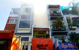 Hỏa hoạn tại căn nhà trong hẻm, cháy lan sang 4 nhà liền kề