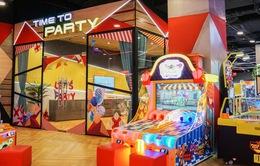 """Khu vui chơi """"triệu đô"""" dành cho gia đình vừa ra mắt tại AEON Mall Hải Phòng Lê Chân"""