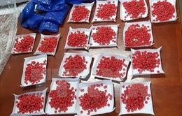Bắt đối tượng vận chuyển 2.000 viên ma túy tổng hợp