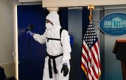 Nhà Trắng sẽ khử trùng toàn bộ trước khi ông Joe Biden tiếp quản