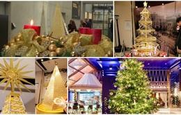 Ngắm những cây thông Noel bằng vàng xa xỉ