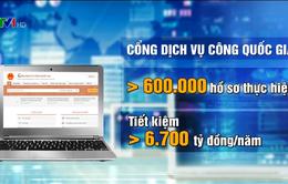 Tiết kiệm hơn 6.700 tỷ đồng/năm từ Cổng dịch vụ công Quốc gia
