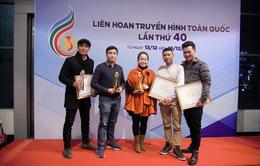 Phóng viên Hồng Anh (VTV Digital): 2 giải Vàng, 1 giải Bạc LHTHTQ cho cùng một ê-kíp là kỳ tích
