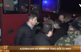 Azerbaijan và Armenia trao đổi tù binh