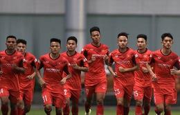HLV Park Hang Seo triệu tập 24 cầu thủ U22 Việt Nam đá giao hữu với ĐTQG Việt Nam
