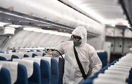 Khử trùng bằng nhiệt trong buồng lái máy bay để phòng chống COVID-19