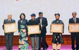 Tôn vinh các Nghệ nhân Nhân dân, Nghệ nhân Ưu tú năm 2020