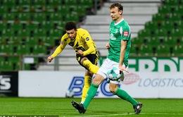 Bremen 1-2 Dortmund: Dortmund có chiến thắng đầu tay dưới thời tân HLV Terzic