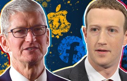 Facebook tuyên chiến với Apple