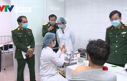 Các tình nguyện viên yên tâm và tự hào khi được tiêm vaccine COVID-19 của Việt Nam