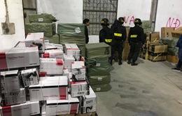 Triệt phá đường dây buôn lậu cực lớn ở cửa khẩu Bắc Phong Sinh, Quảng Ninh