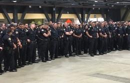 Gần 300 cảnh sát California tham gia sự kiện 'siêu lây nhiễm'