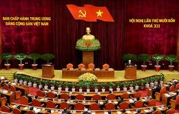 Hội nghị lần thứ 14 Ban chấp hành Trung ương Đảng khóa XII hoàn thành sớm toàn bộ chương trình
