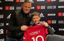 CHÍNH THỨC: Man Utd sở hữu truyền nhân của Rooney