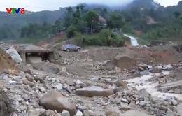Quảng Nam: Gặp khó trong việc khôi phục các tuyến đường miền núi