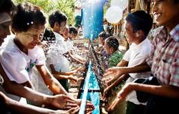 Hơn 2 tỷ người tại khu vực châu Á-Thái Bình Dương không được đảm bảo nước sạch và vệ sinh